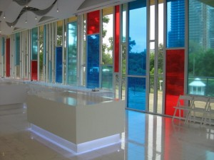 3M Transparent coloured window film