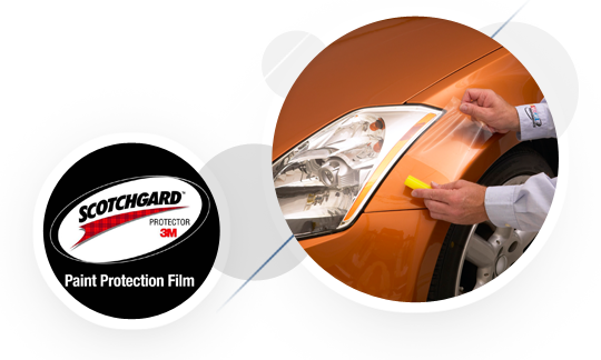 Protect your investment with 3M Paint Protection by Ming
